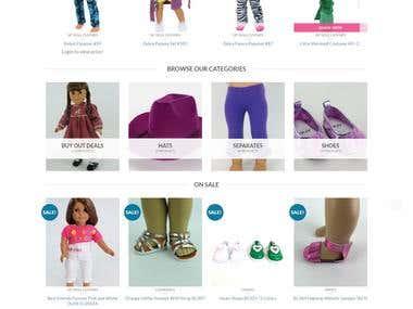 WooCommerce Fashion Store