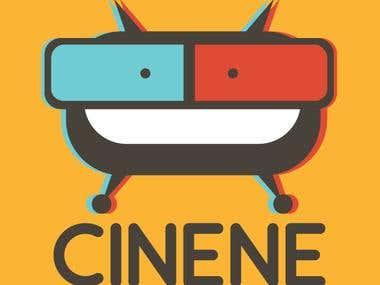 CINENE Logo