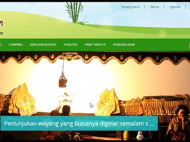 Dewisoran Website
