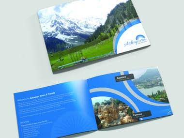 A4 - Brochure