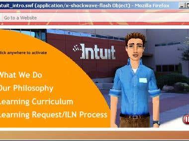 Intuit Avatar Intro