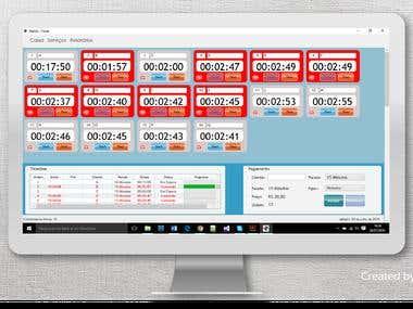 Aplicativo para Desktop - StartJa - Timer