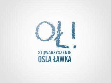 OŁ! youth association logo