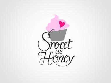 Sweet as Honey logo