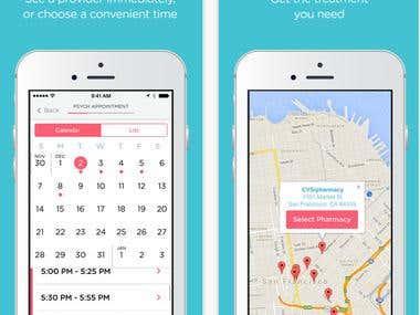 Uber Demo App