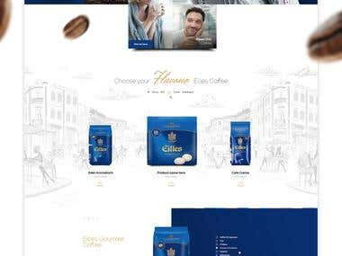 Awesome Product Design Website