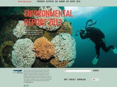 OLF Environmental Report 2013