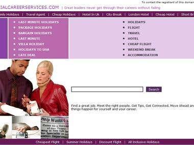 Job portal -Web App