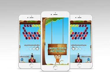 app screen designing