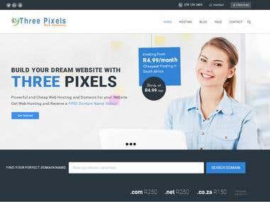 WordPress Website Development with WHMCS Integration