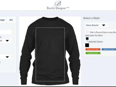 Breetle - Custom T-Shirts Online Store