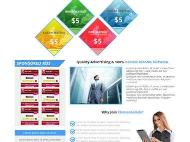 Bootstrap Responsive PSD to HTML