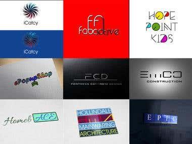 TEXT logos (2) Part