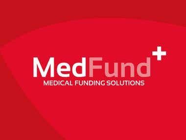Logotipo para MedFund +