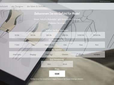 Website Development - Wordpress CMS