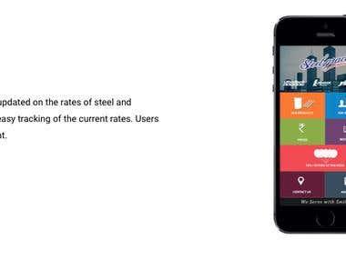Steel Grace App