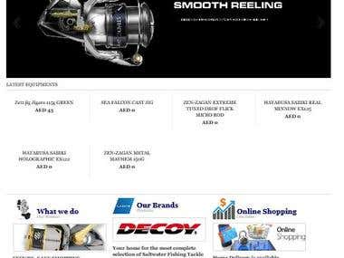 Extreme Anglers website.
