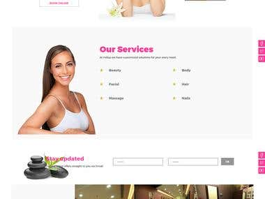 Fellaa Beauty Care - Wordpress