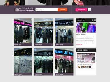 Abaya Mall - Wordpress