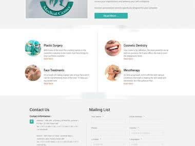 Sunface | Skin Doctors - Wordpress