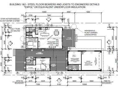 Residential Plan 1