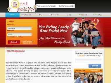 cakephp http://rentfriendsnow.com/