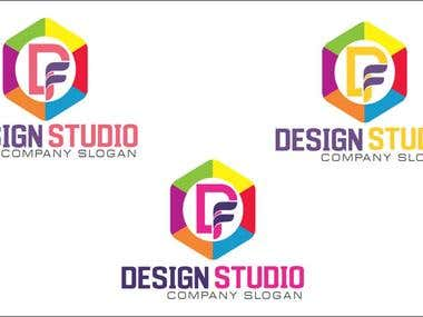 Logo For DF Studio