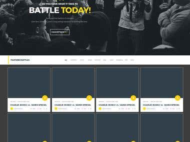 Conversion of PSD to Responsive HTML Template