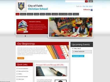 City of Faith School