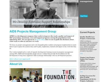 AIDS Projects Management Group