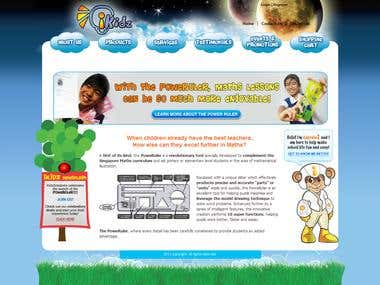 Education Portal for Children