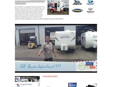 Buy New or Used RV and Parts