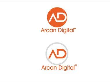 ARCAN DIGITAL LOGO
