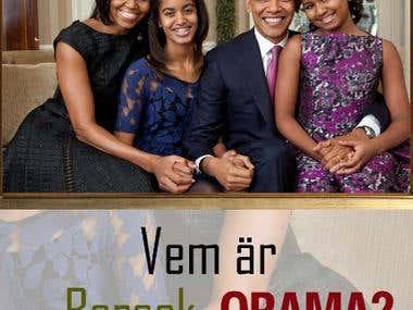 Who is Barak Obama?
