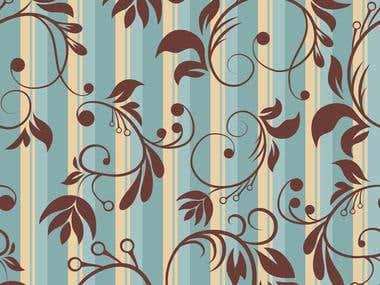 Pattern & background designs