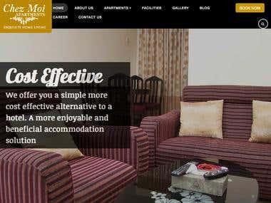 Joomla - Online Hotel Booking