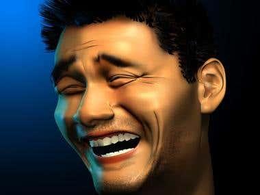 Yao Ming Meme  3D