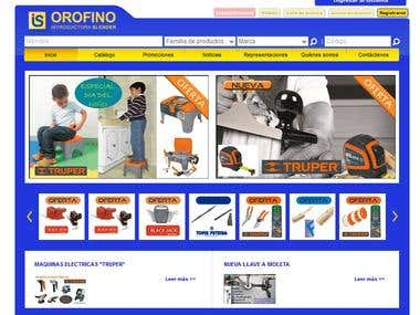 www.orofino.com.uy