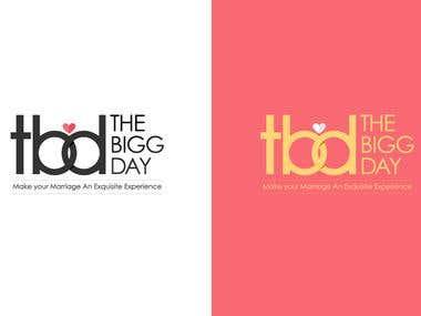 The Bigg Day Logo