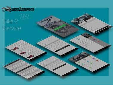 Bike2Service