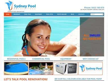 Sydney Pool Renovations
