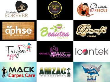 LOGO DESIGNS BY US