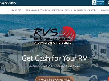 Recreational Vihical Select (RVS)