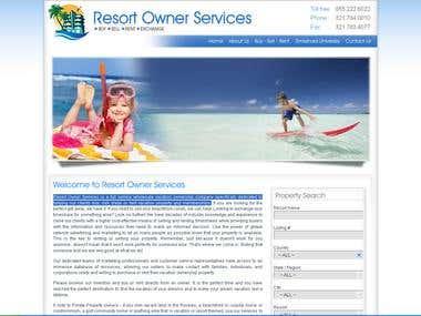 Resort Owner Services