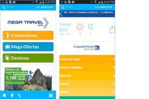TRAVEL AGENCY ANDROID APPLICATION