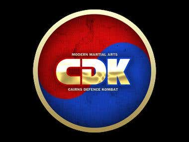 CDK - Logo Design