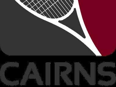 Cairns Squash - Logo Design