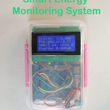 Smart Energy Monitoring System