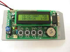 Timer For AC Generator