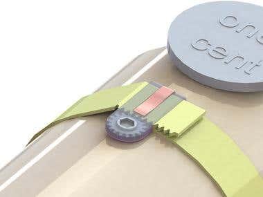 Micro mechanism